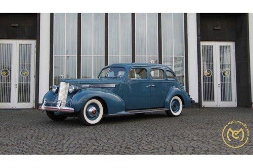 Benefiz-Auktion: Dita von Teeses Packard Limousine unterm Hammer