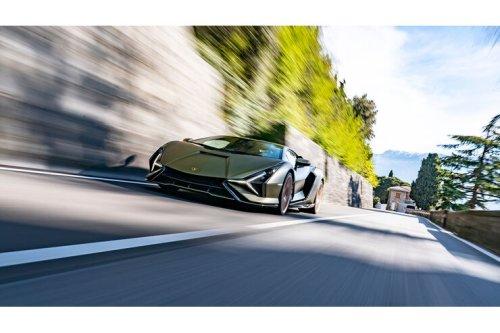 Lamborghini Sián: Der fährt mindestens so schnell, wie er aussieht