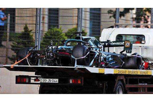 """Aston Martin wehrt sich: """"Keine Tricks mit Reifendruck"""""""