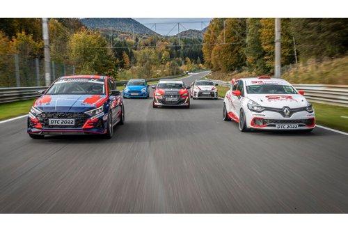Präsentation am Salzburgring: Startschuss für DTC-Comeback