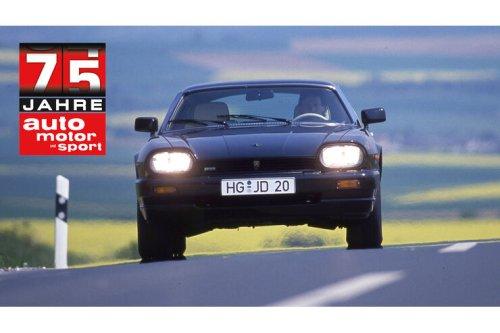 75 Jahre AMS: Historischer Fahrbericht: Jaguar XJR-S 6.0 Litre