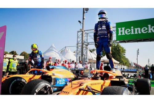 Formel 1 Crazy Stats GP Italien 2021: Doppelsiege werden selten