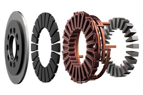 Axialflussmotoren von Yasa für Mercedes: Elektrische AMG-Modelle kriegen Ferrari-Motoren