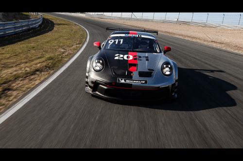 Porsche 911 GT3 Cup mit Bio-Benzin: Supercup mit nachhaltigem Kraftstoff