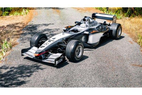 McLaren-Mercedes MP4-17: Schnäppchen für 1,6 Millionen Euro