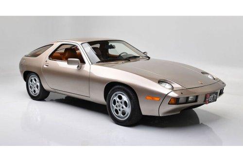 Porsche 928 (1979) Filmauto Risky Business: Mit diesem Porsche lernte Tom Cruise schalten