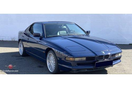 CooleKarren versteigert 8er BMW aus den 90ern: Gepflegter BMW 850 Ci zu haben