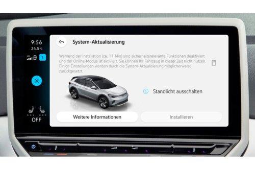 ID.Software 2.3 für alle ID-Modelle: Das kann und bringt VWs erstes OTA-Update