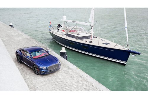 Bentley Contest 59 CS Yacht: 18 Meter schwimmender Luxus