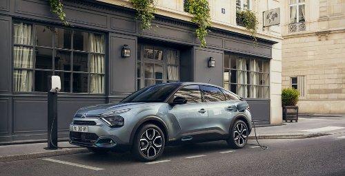 Nuova Citroën ë-C4, rivoluzione di stile e tecnologia