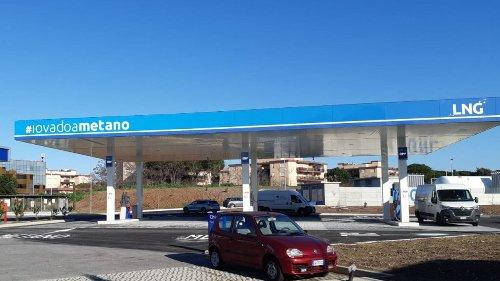 Distributori di metano attivi in Italia: raggiunta quota 1.500