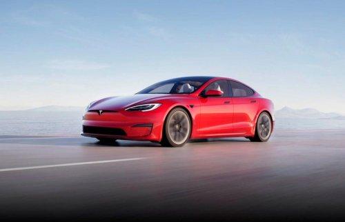 Llega el Tesla Model S Plaid, el coche eléctrico de producción más rápido (de 0 1 00 km/h en 1,9 segundos)