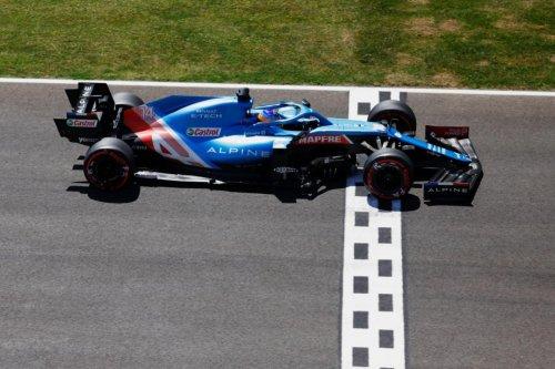 Alonso se pone deberes tras su mejor carrera de 2021