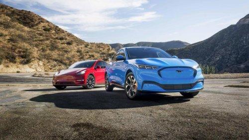 Mustang Mach E o Tesla Model Y: ¿cuál es mejor?