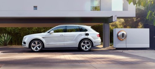 Bentley Bentayga Hybrid, el SUV híbrido se presenta en Ginebra