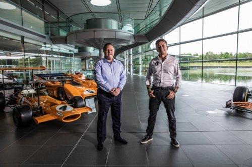 McLaren anuncia que participará en Extreme E en 2022