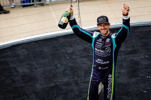 El camino de Romain Grosjean hacia la Indy 500