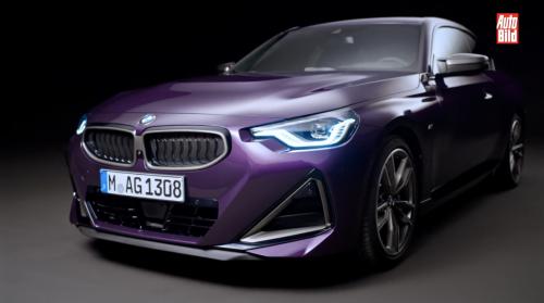 VÍDEO: BMW Serie 2 Coupé 2022, todos los detalles en su versión M240i