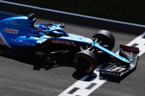Alpine F1, un último empujón antes de centrarse en 2022