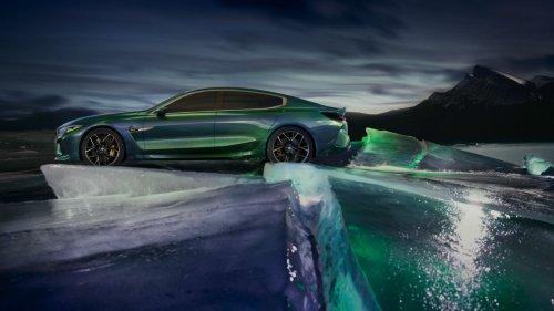 El BMW M8 Gran Coupé Concept se estrena en el Salón de Ginebra 2018