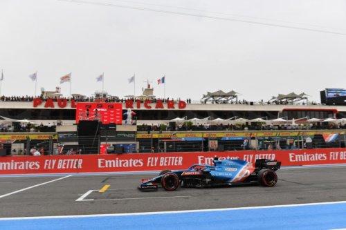 ¿Cómo ver el GP Francia F1 2021 en TV en directo?