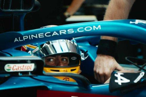 """Fernando Alonso: """"Me gustaría volver a ser campeón, pero he vuelto para disfrutar de la F1"""""""