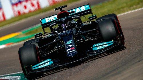 Clasificación GP Imola 2021: Pole de infarto de Hamilton