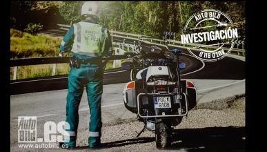 EXCLUSIVA: Esto es lo que de verdad gana un Guardia Civil de Tráfico al mes