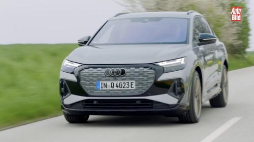 VÍDEO: Probamos el Audi Q4 e-tron, 299 CV y 58.000 euros 100% eléctricos