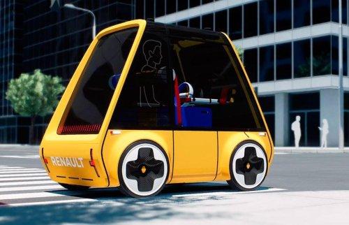Renault Höga, el coche eléctrico de Ikea que tendrás que montar en casa