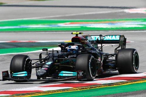 GP España 2021, Libres 1: Bottas manda, Sainz 6º