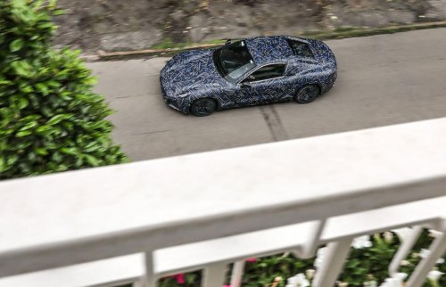Estas son las primeras imágenes oficiales del Maserati GranTurismo 2022