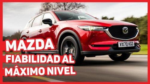 VÍDEO: Mazda, fiabilidad al máximo nivel