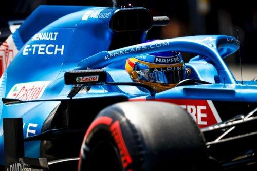"""La queja de Alonso en Bakú: """"Conducen por encima de sus posibilidades"""""""