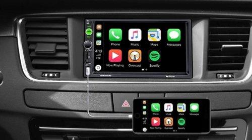 Esta radio 2 DIN no necesita de oferta: cuesta 54,99 euros y es compatible con iOS y Android