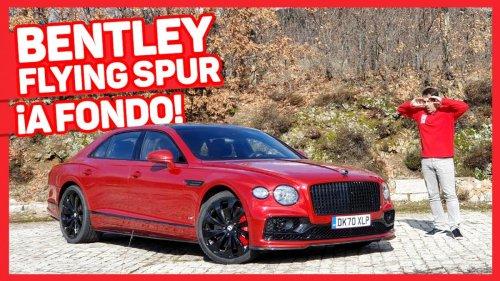 VÍDEO: Bentley Flying Spur 2021, Prueba a Fondo | 550 CV y 230.000 euros