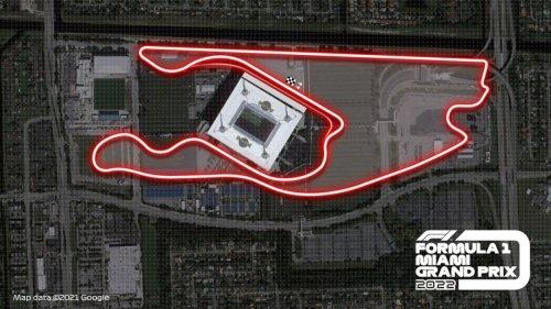 La Fórmula 1 correrá en Miami a partir de 2022