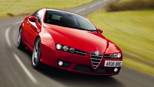 Comparativa Oldie: Alfa Romeo Brera o Mercedes CLC