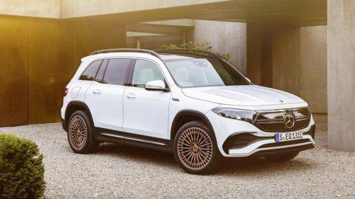 Mercedes EQB 2021: un SUV compacto con siete plazas es posible
