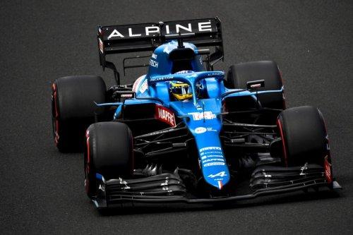 Fernando Alonso vuelve a Le Mans... ¡con un F1!