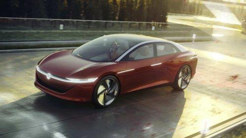 VW I.D. Vizzion: el futuro de Volkswagen