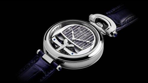 Así es el reloj Rolls-Royce más caro y exclusivo del mundo