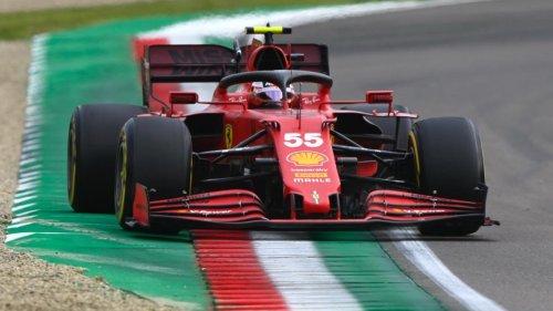 Carlos Sainz, cada vez más cerca del podio con Ferrari
