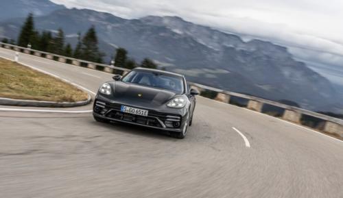 Prueba del Porsche Panamera Turbo S E-Hybrid