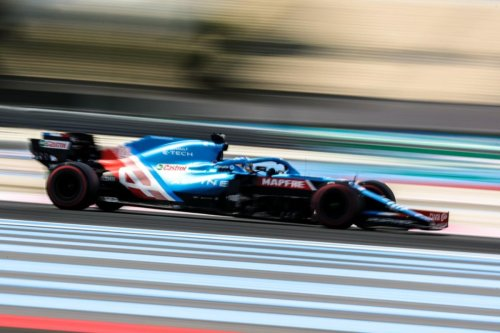 GP Francia F1, Libres 2: Alonso, cuarto, demuestra que el Alpine funciona en casa