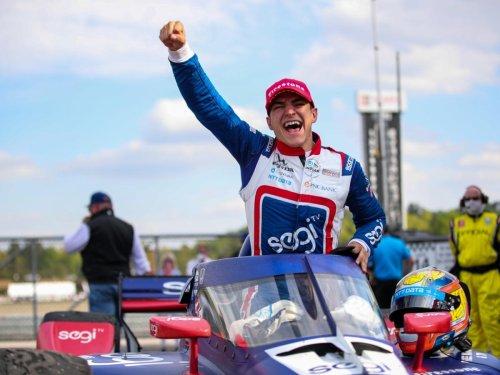 Histórico: Álex Palou gana la primera carrera de la Indycar 2021 y brilla en América