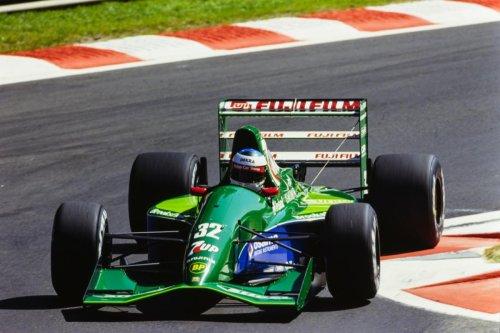 Se vende: Jordan 191, el F1 con el que debutó Schumacher