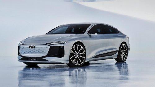 Audi A6 e-tron concept: una elegante respuesta a Tesla... ¡por fin!