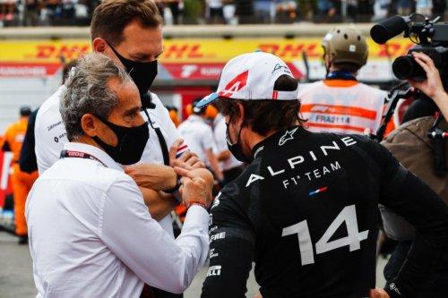 Por qué ha sufrido Alonso en su vuelta a la F1, según Prost