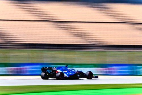 Alonso vuelve a la Q3 en España, pero Ocon sigue delante